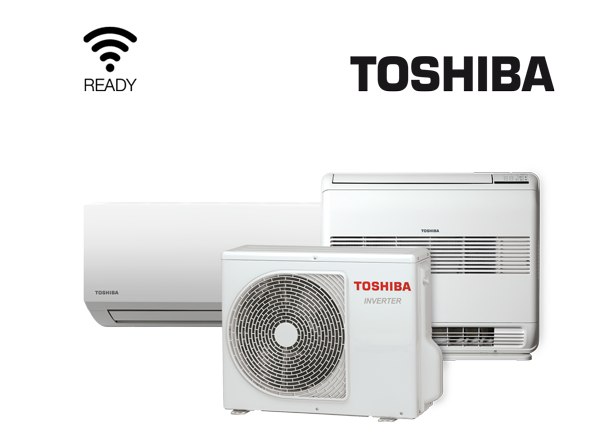 Klimaanlagen Toshiba